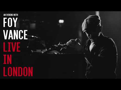 "Foy Vance - ""London City"" (Live in London) [Official Audio]"