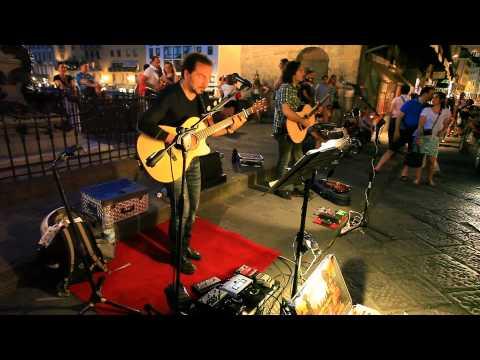 Live Music on Ponte Vecchio