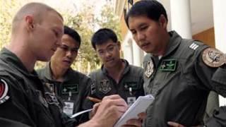 korat air force base in korat thailand
