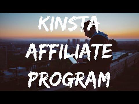 KINSTA AFFILIATE PROGRAM REVIEW 💰 $50-$500 + RESIDUALS