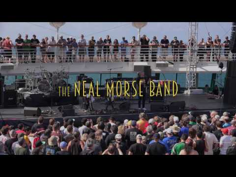 The Neal Morse Band - Live at The Pool Stage (First show, Cruise to the Edge 2017) - Ultra HD