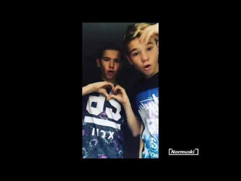 Marcus and Martinus musical.ly #7