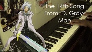 Musician (The 14th Song) D.Gray-Man - Piano