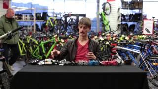 Обзор велосипедных педалей от Антона Степанова