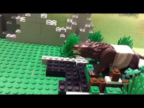 Lego Ancient China: Silk Road