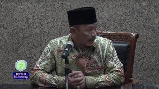 PANLIH BUKA PENDAFTARAN CAWABUP INDRAMAYU