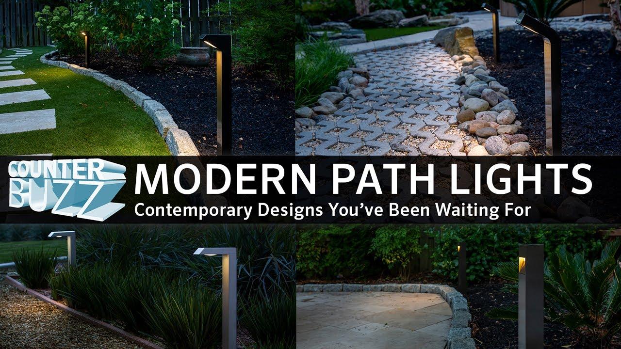 Videos Fx Luminaire New Path Lights Offer Three Modern