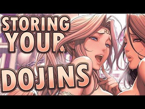 Storing Your Doujinshi