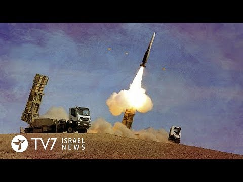 Iran to continue ballistic missile testing - TV7 Israel News 3.12.18