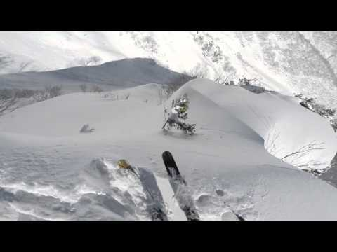GoPro Line of the Winter: Ian Dahl - Hakuba, Japan 02.25.16 - Snow