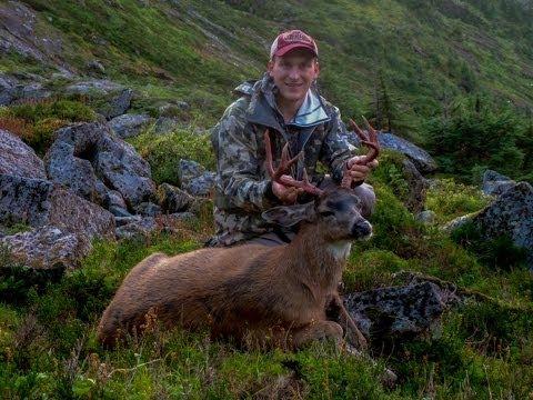 SE Alaska 2013 -  DIY Sitka Blacktail Hunt (Part 1)