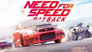 NEED FOR SPEED PAYBACK  #4 PS4