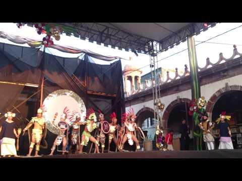 Ballet Aztlan de Veracruz.