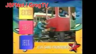 Jeux Sans Frontières 1991 | Bande annonce
