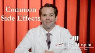 Side Effects of Glaucoma Medications - Scott J. Fudemberg, MD