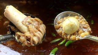 Peshawari Nashta   Lahori Murgh Cholay   PAKISTANI STREET FOOD