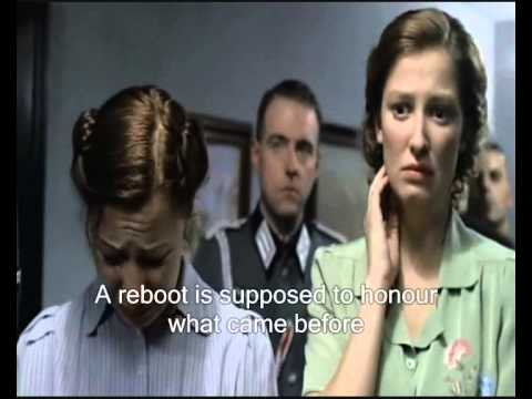 Hitlers Learns About The Devlin/Emmerich Stargate Reboots
