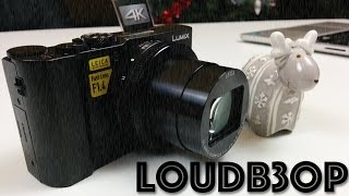 распаковка Panasonic LUMIX LX15 / LX10  LOUDвзор