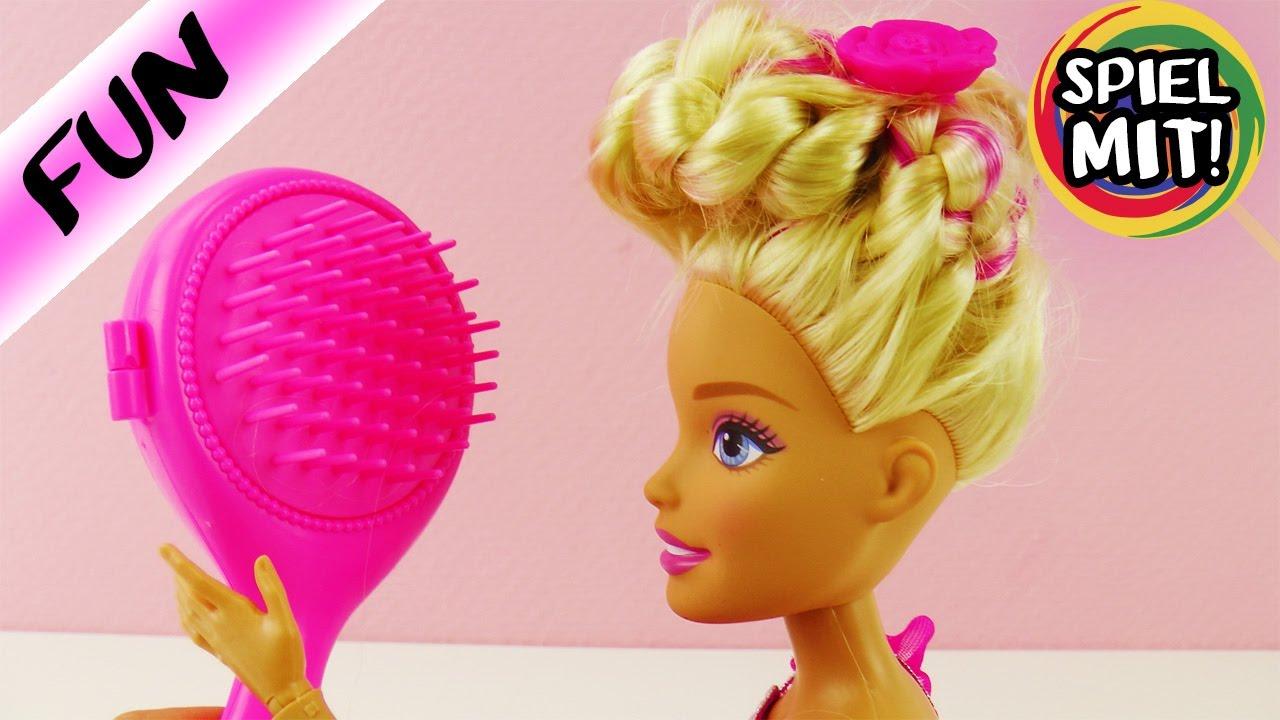 Barbie Haare