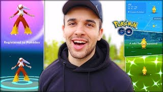I WAITED SO LONG FOR THIS! (Pokémon GO)