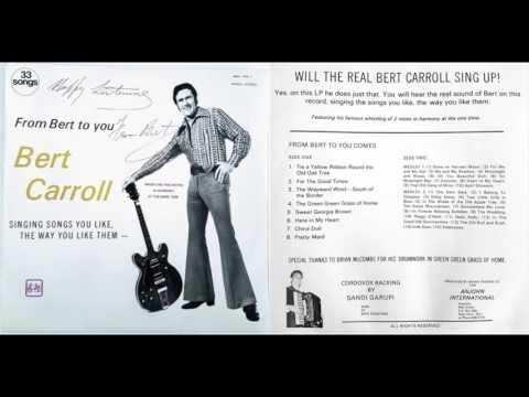 Bert Carroll - From Bert to You (Full album vinyl rip of ANJI - VOL. 1)
