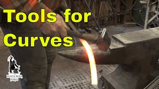 Tools for bending curves - tool of the day