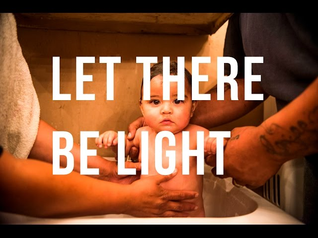 Navajo Water Project: Let There Be Light