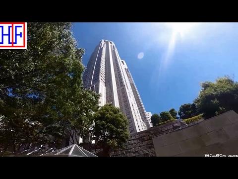 Tokyo | Metropolitan Government Building  Observation Decks | Tourist Attractions | Episode# 3