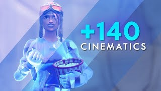 Ultimate Fortnite Cinematic Pack #1 (+140 Cinematics) [FREE]