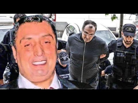 В Греции арестован вор в законе Лаша Шушанишвили
