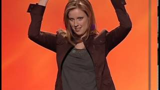 Another clip from Christina Walkinshaw's Comedy Now special on CTV.