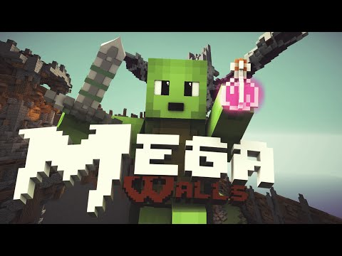 Mega Walls Episode #54 VERY FUN GAME! (Fully Max Spider Gameplay)