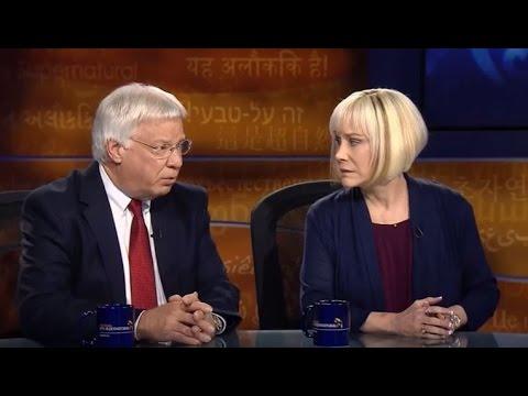 Dennis & Dr. Jen Clark (3) Isten Benned a SZABADÍTÓ! Sid Roth EZ TERMÉSZETFÖLÖTTI