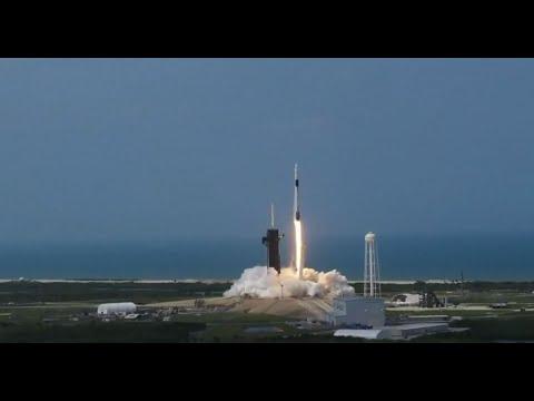 SpaceX-Start Zur ISS: Phoenix-Sondersendung