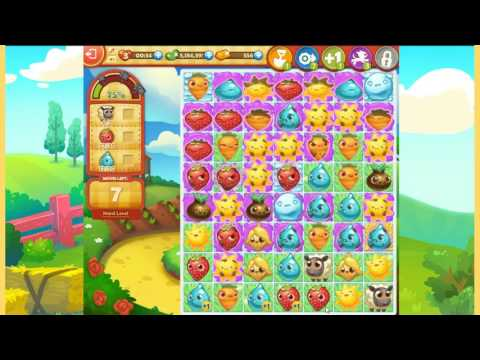 Farm Heroes Saga Level 1502 3 Stars NO companions