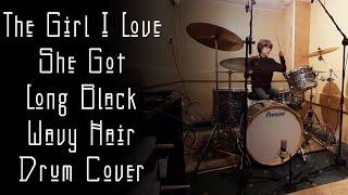 The Girl I Love She Got Long Black Wavy Hair - BBC Sessions - Led Zeppelin - Drum Cover - W/Music