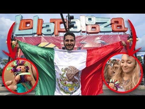 ► Mujeres Extranjeras me Discriminan   Lollapalooza