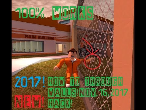 Roblox Hack Jailbreak 2017 Through Walls Homepage Roblox Jailbreak Hack How To Through Walls Hack New 2017 100 Working Youtube