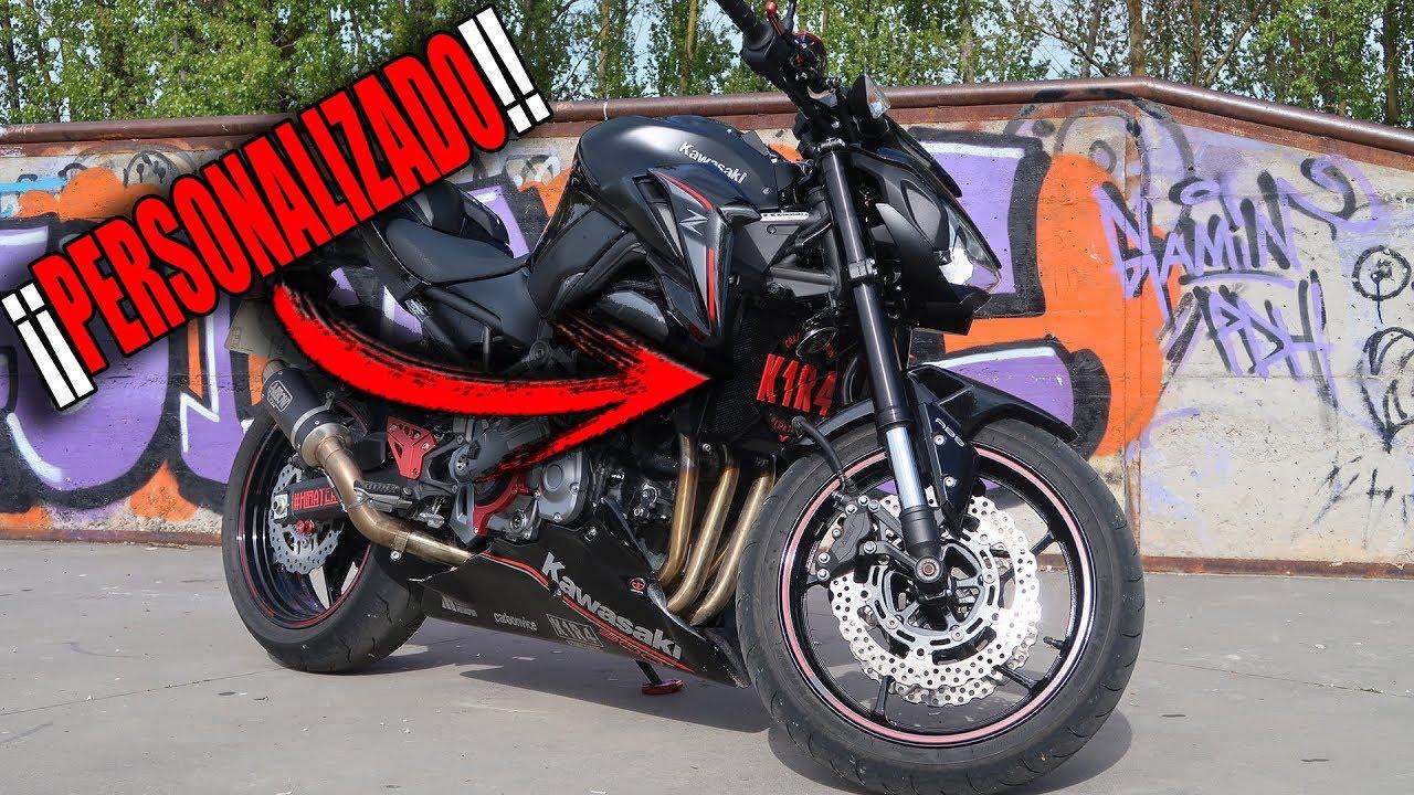 Protector de Radiador PERSONALIZADO para TU MOTO de CIO Motorcycle! [Kira Moto]