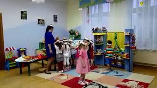 Мир доброты. Занятие в детском саду.