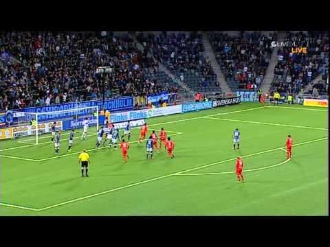 Allsvenskan 2013: Djurgårdens IF - Åtvidabergs FF