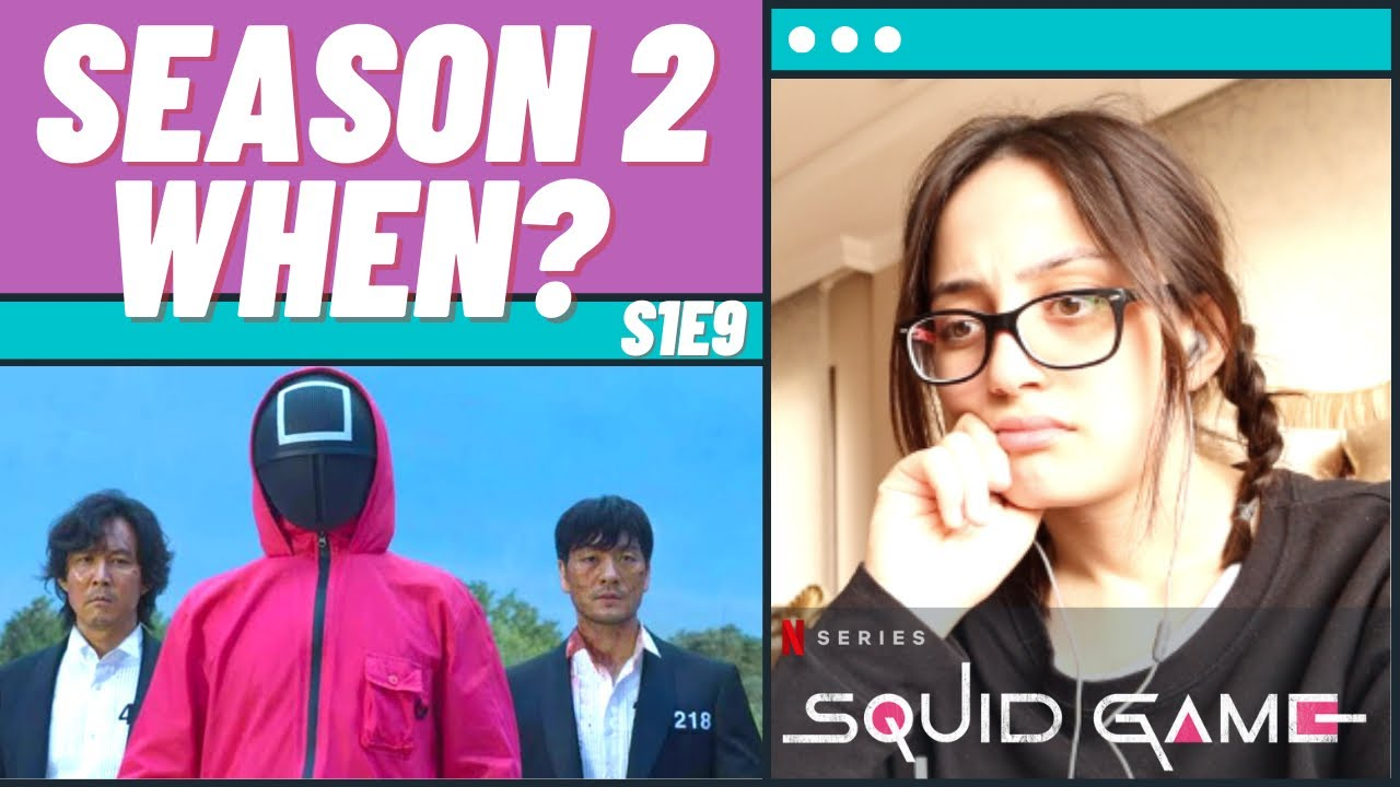 Download Squid Game Episode 9 Reaction & Review | why the show is popular