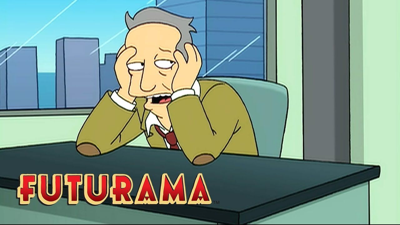 Download FUTURAMA   Season 5, Episode 2: Saving Seymour   SYFY