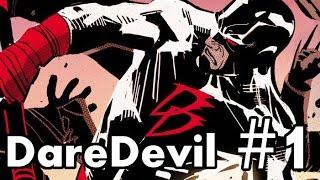 DareDevil #1 Review/Recap. The Devil Of Hell's Kitchen