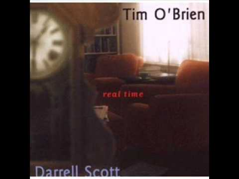 Tim O'Brien and Darrell Scott - A House of Gold (with Lyrics)