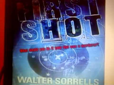 book review first shot by walter sorrells youtube