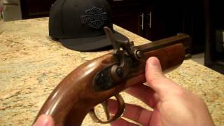 Dikar Spain .45 Caliber Black Powder Only Muzzleloader Pistol