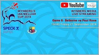 #IMC2018 Game 8: Selborne vs Paul Roos