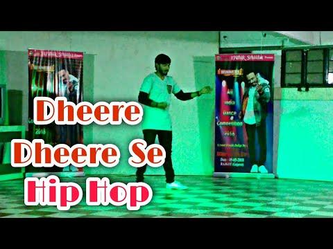 Dheere Dheere Se   Hrithik Roshan   Remix   All India Dance Comptation - 2018   Nikul Rakholiya  