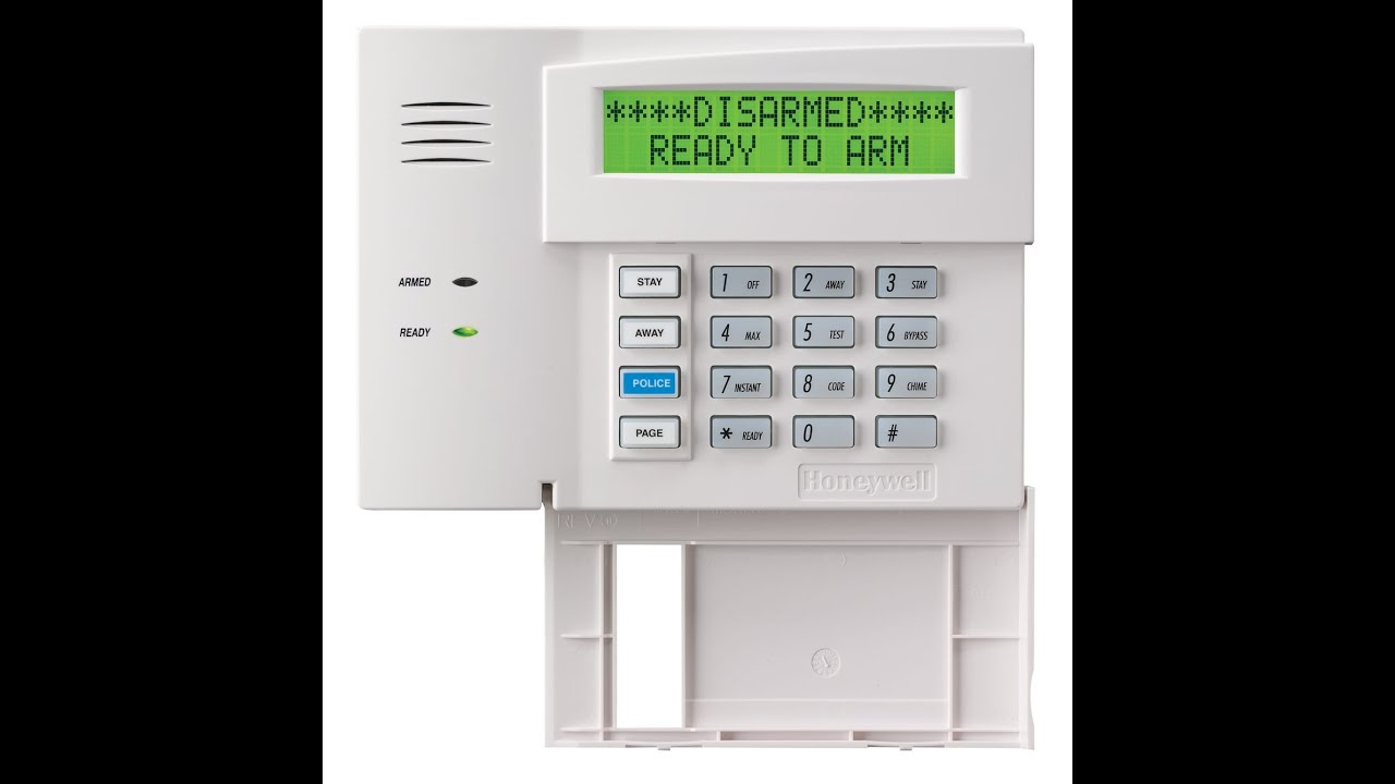 small resolution of honeywell 6150 how to swap a 6150 for a 6160 programming keypad geoarm security